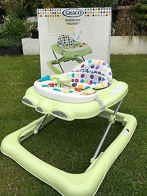 Baby Graco Discovery Walker