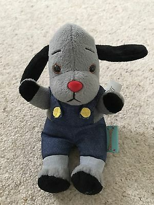 """""""Sooty and Sweep"""" Sweep Soft Toy"""