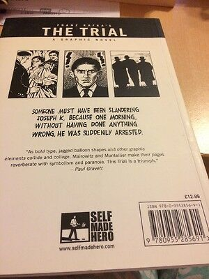 The Trial: A Graphic Novel of Franz Kafka's Classic by Franz Kafka (Paperback, …