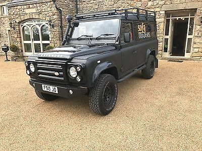 Land ROVER DEFENDER 110 TD5 Expedition