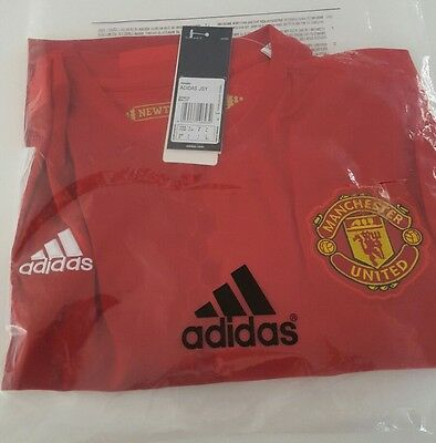 Maillot Manchester United rouge