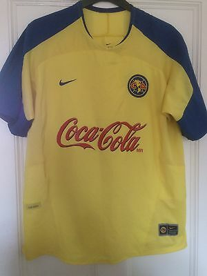 Club America Home Football Shirt Rare Jersey Excellent Condition