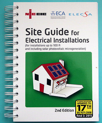Site Guide for Electrical Installations 2nd Edition