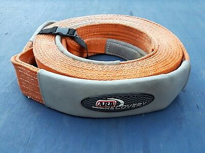 ARB 710 Snatch Strap 11000kg kinetic strop. 4x4 off road landrover recovery tow