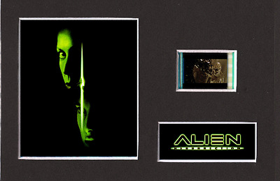 Alien Resurrection replica 35mm Mounted Film Cell Presentation Display 6 x 4