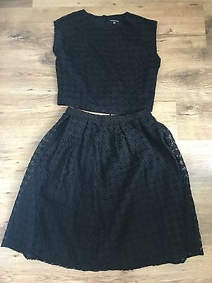 Warehouse - 2 Piece Outfit - Top & Skirt - Size 12