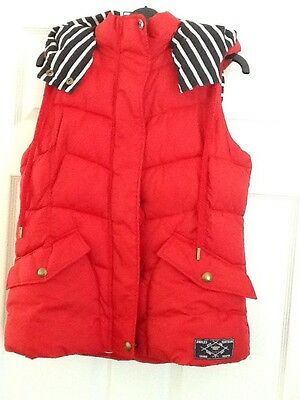 JOULES Charmwood Gilet - size 12 - NWOT