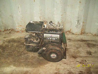 Briggs and Stratton 5HP Engine Rotovator Lawnmower Parts Project Spares