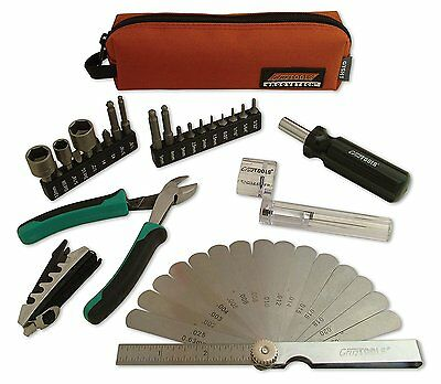 New! CruzTOOLS Stagehand Compact Tech Kit for Guitar and Bass
