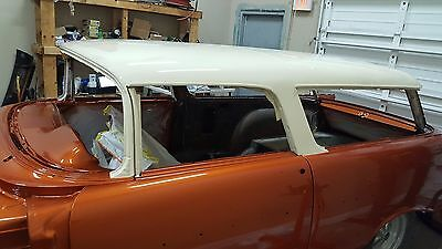 1957 Chevrolet Nomad Bel air 1957 chevy Nomad Factory ac option car super rare