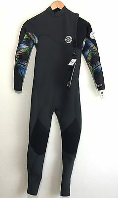 Rip Curl Childs Full Wetsuit Flash Bomb 3/2 Youth Juniors 12,14,16 - Retail $240