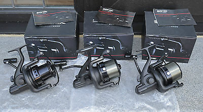 Sonic Tournos 8000 Big Pit Carp Fishing Reels