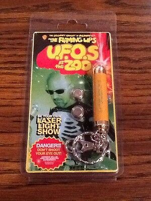 Flaming Lips Laser Light Show Pointer Oklahoma City Concert Ufos At The Zoo New