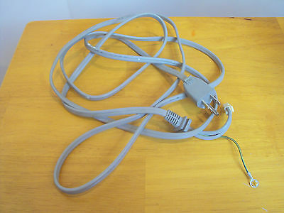 Fax Machine Parts - Power Supply Cord - from working HP 900 Model
