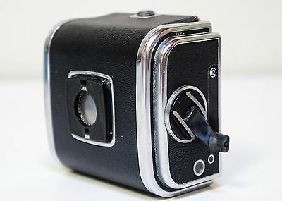 Hasselblad A 12 120 Film Magazine Chrome Back