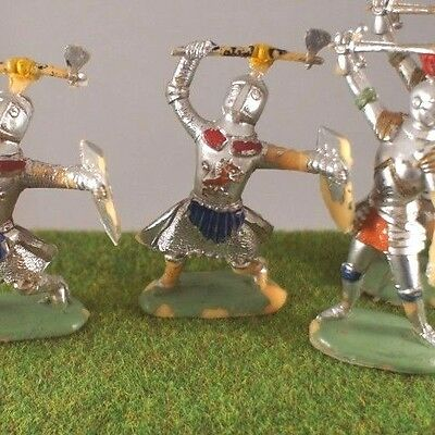 Vintage Timpo 'Solids' Knights VERY RARE
