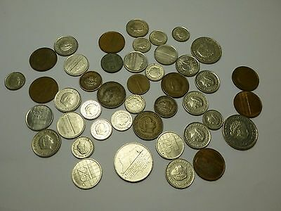 Coins Netherlands Coins Lot Of