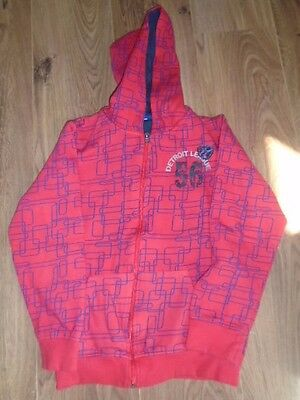 Boy's hooded zipped jacket, 10-12 yrs, excellent condition.