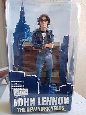 John Lennon - The New York Years - 2006 Neca Action Figure – Mint