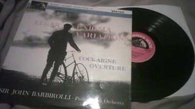 Sir John Barbirolli Hmv Semi Circle Asd.548