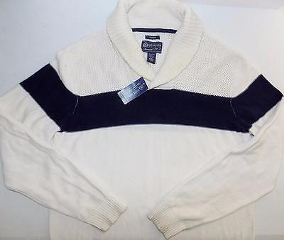 American Rag Men's Pullover Hoodie Sweater 100% Cotton NWT Size XL MSRP $39
