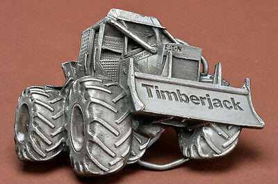 TIMBERJACK 550 SKIDDER BUCKLE - Unique Collectible