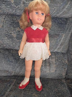 Vintage Mattel Chatty Cathy (US $ 35% less)  - A/O, Blonde, Mute, MINTY!!