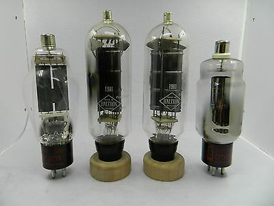CV121 V1920 19H Pair/2 Tubes Great Britain NOS Sub for 866A 3B28 836 HVRectifier