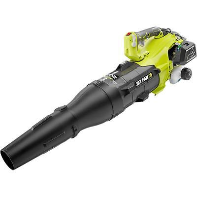 Ryobi 160 MPH 520 CFM 25cc 2-Cycle Gas Powered Handheld Jet Fan Leaf Blower-New