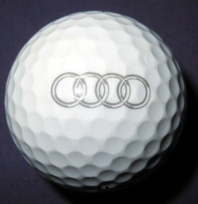 Audi Logo Titleist Golf Ball