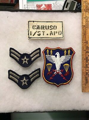 USAF 1st Aerial Port Squadron Patch Grouping Named