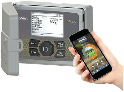 Orbit 12 Station B-Hyve  WiFi Irrigation  Controller Outdoor