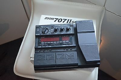 Zoom GFX-707 Multi-Effects Guitar Effect Pedal