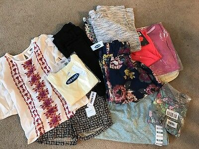 NWT Lot Of Girls GAP And Old Navy Items, Size 5
