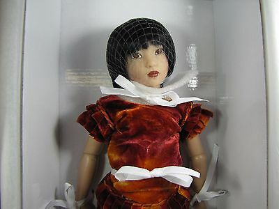 Doll 14 inches Urban Song Helen Kish Co. New LE 300