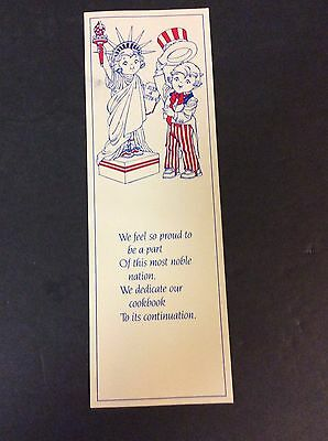 Campbell's Soup Company CAMPBELL KIDS Bicentennial Bookmark 1976