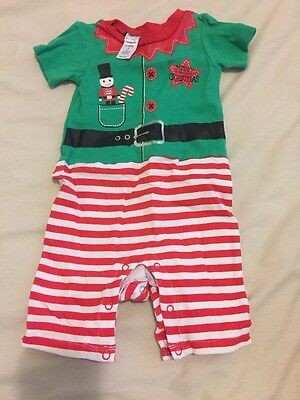 Size 0 Christmas Outfit