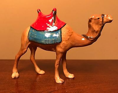 Hagen-Renaker Specialty #3027 CAMEL - Ceramic Specialties Line Nativity Figurine