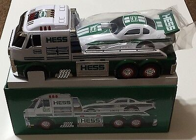 2016 Hess Toy Truck And Dragster Brand New