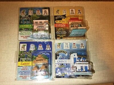 2002 Baileys cafe collectable full set