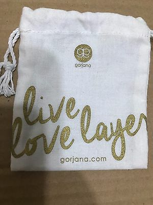 Nordstrom Gorjana Live Love Layer Jewelry Pouch