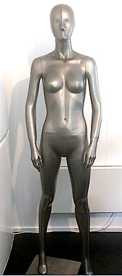 Mannequin full size female 175 cm