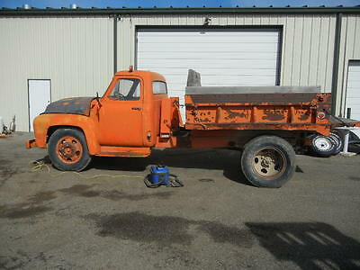 1955 Ford Other  1955 Ford dump truck 1 1/2 ton