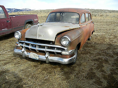 1954 Chevrolet Other  1954 Chevrolet station wagon