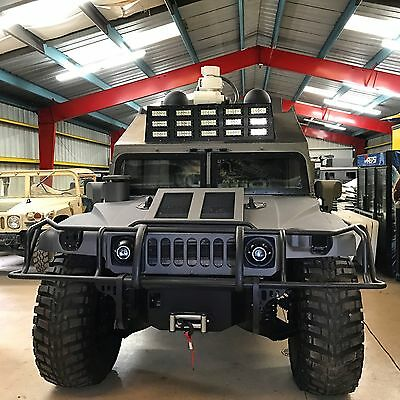 2014 Hummer H1 Executive Edition 2014 Search and Rescue Hummer H1