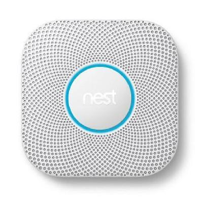 Nest 2nd gen Protect smoke & carbon monoxide alarm Battery operate