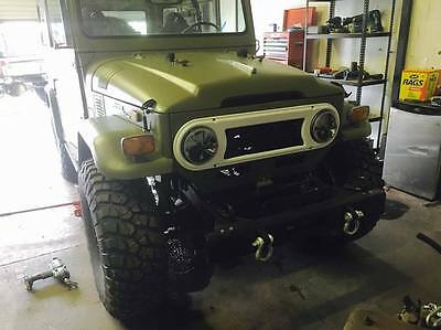 1971 Toyota Land Cruiser  1971 Toyota Land Cruiser MAKE OFFER!!!! need to sell