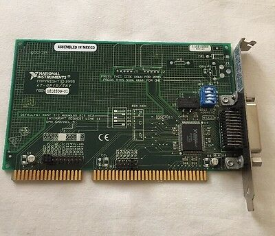 National Instruments AT-GPIB / TNT ASSY 181830G-01 IEEE-488.2