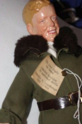 Antique  Ltd ed. CHARLES LINDBERGH  CELLULOID DOLL ACCESS., only 50 made LN