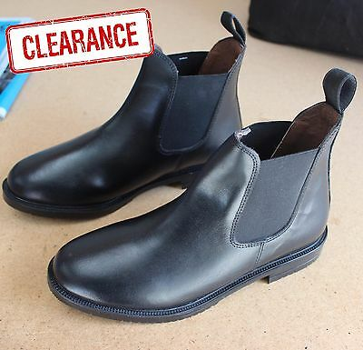 Unicorn Riding Boots Ladies, Mens & Childs Black Brown EOFY Clearance Sale *New*